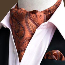 Free Suit Patterns NZ - Men's Business Neckwear Suit Cashew-pattern British Shirt Neckwear