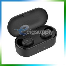 $enCountryForm.capitalKeyWord Australia - QCY T2C TWS Wireless Mini Bluetooth Earphones For Smart Mobile Phones Stereo Earbuds Sport Ear Phone With Mic Portable Charging Box