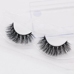 $enCountryForm.capitalKeyWord Australia - Best 1 Pair 3D Cross Eyelashes Handmade Hair False Eyelashes Extension Eyelash QQ99