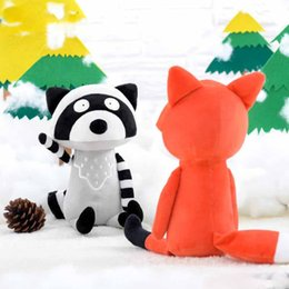 $enCountryForm.capitalKeyWord Australia - Metoo Doll Stuffed Toys Plush Animals Soft Kids Baby Toys for Girls Children Boys Birthday Gift Kawaii Cartoon Hot Fox koala