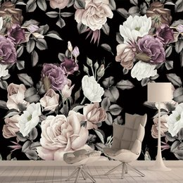 $enCountryForm.capitalKeyWord Australia - Peony Peel and Stick Floral 3d Photo Mural Wallpaper Wall Paper Papers Home Decor Wallpapers for Living Room Bedroom Murals Roll