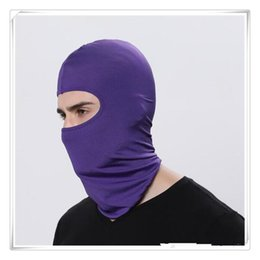 $enCountryForm.capitalKeyWord Australia - Outdoor Cycling Masks Protection Caps Ski Motorcycle Cycling Balaclava Dustproof Full Face Mask Neck Cover Protective Gear Free DHL