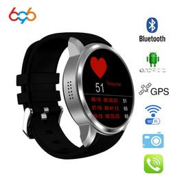 $enCountryForm.capitalKeyWord Australia - 696 Top Sale X200 air Smart Watch Android 5.1 MTK6580 Ram 1GB Rom 16GB AMOLED Watch with GPS 3G BT Phonewatch BT music pk kw88