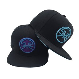 $enCountryForm.capitalKeyWord NZ - Custom 6 Panels Flat Brim Snapback Caps And Hats High Quality 3d Embroidery Snapback Caps Wholesale With Your Own Logo Outdoor Hip Hop Cap