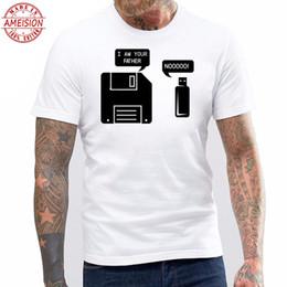 $enCountryForm.capitalKeyWord Australia - USB Floppy Disk I am Your Father T-shirt, Geek Gifts Tshirt summer dress T-shirt