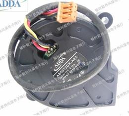 Fans Turbos Australia - Wholesale New Original ADDA AB5012DX-A03 5025 5CM turbo blower fan 12V 0.15A hydraulic bearing