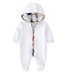 LoveLy jumpsuits online shopping - Baby Rompers Spring Autumn Baby Boy Clothes New Romper Cotton Newborn Baby Girls Kids Designer lovely Infant Jumpsuits Clothing Set