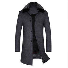 $enCountryForm.capitalKeyWord NZ - big size 7XL 6XL 5XL 4XL Men' Winter Coat 2018 New Large Size Male Long Woolen Coat Business Casual Quality Wool Jacket casual