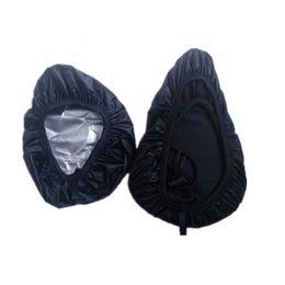 Wholesale Bicycle Seat Cover Waterproof Covers Rain Proof Mountain Bike Universal Portable Reusable Anti Wear 1 4cof1