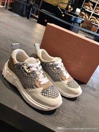 $enCountryForm.capitalKeyWord Australia - 2019 fashion Genuin Leather ladies casual shoes Fashion season shoes breathable Sports shoes The latest designs with Box & Dust Bag