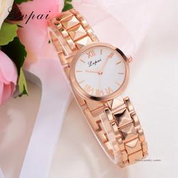$enCountryForm.capitalKeyWord Australia - Fashion Watch Women Famous Brand Watches Rose Gold Sport Quartz Wristwatch Clock Women Luxury Dress Wrist Watch