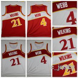$enCountryForm.capitalKeyWord Canada - Atl 21 Dominique Wilkins Haw Jersey Team Red White #4 Spud Webb Shirts Uniforms Rev 30 New Material High Quality Size S-3XL
