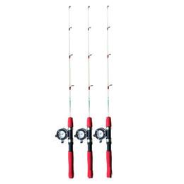 Outdoor Winter Eis Angelruten Angelrollen Wählen Rod Combo Pen Pole Lockt Angelgerät Spinning Casting Hard Rod Neueste im Angebot