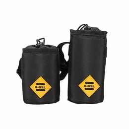 $enCountryForm.capitalKeyWord NZ - B-SOUL Bicycle Front Bag With Water Bottle Pocket Waterproof MTB Bike Bags Cycling Insulation Bag Bike Accessories