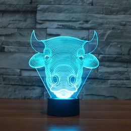 Saving Products Australia - Pop2019 Fs - 3219 2016 Pattern Originality Product Best Sellers Colorful Led 3d Second Gram Force Touch Energy-saving Lamp