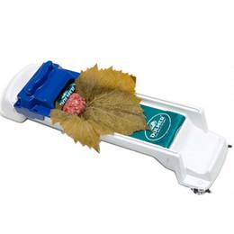 $enCountryForm.capitalKeyWord Australia - New Vegetable Meat Rolling Tool Magic Roller Stuffed Garpe Cabbage Leave Grape Leaf Machine Moedor De Carne cucina