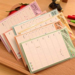 $enCountryForm.capitalKeyWord Australia - New 2019 Weekly Daily Schedule Planner Mini Memo Pad Sticky Notes DIY Stationery Sticker N Times Notebook Office School Supplies