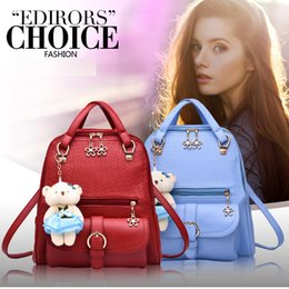 $enCountryForm.capitalKeyWord Australia - Hot Sale School Bags Wholesale Women Backpacks Bags For Middle School Brand Shoulder Bags Hipster Fashion Bag Casual Student Bag Handbag