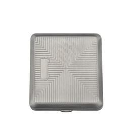 $enCountryForm.capitalKeyWord Australia - Flipped cigarette box engraving and printing fine cigarette box metal rope bronze