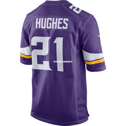 Wholesale new brand jerseys resale online – Cheap Stitching NCAA Brand New Top Purple MV MH Game Edition Jersey Big And Tall Size XS XL XL XL Men Football jerseys