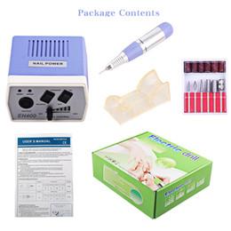 $enCountryForm.capitalKeyWord Australia - 220V-240V AC Electric Nail Drill Set Nail Pen Machine Set Kit 30000 RPM Nails File Grinding Art Tools for Acrylic Gel Nails