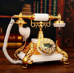$enCountryForm.capitalKeyWord Australia - Antique, old-fashioned European telephone, high-end wireless plug-in telephone, landline home retro telephone, American living