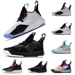 $enCountryForm.capitalKeyWord Canada - Jumpman XXXIII 33 Mens Basketball Classic Black Shoes 33S Luxury Designer Guo Ailun Future of Flight Trainers Sports Sneakers Man Shoe 7-12