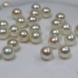 $enCountryForm.capitalKeyWord Australia - 3-6mm natural pearl fit jewelry DIY making freshwater pearl loose beads no hole jewelry accessories wholesale