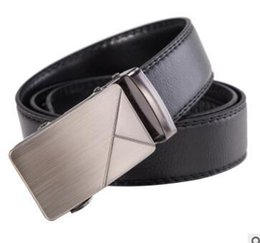 needles manufacturers UK - A large number of spot manufacturers wholesale casual men's leather tide belt automatic buckle belt suit men's belt05