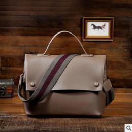 Stylish Ladies Handbags Australia - d693 The new 2019 stylish simple lady bag is a versatile one-shoulder cross-body handbag for women with large capacity
