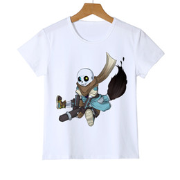 $enCountryForm.capitalKeyWord UK - Baby and teens T shirts Summer Kid Undertale Game T-shirt 3D Printing Boy Cloths Short Sleeve Girl Retail Shirts Top Tee