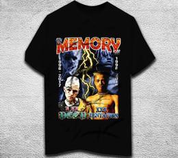 $enCountryForm.capitalKeyWord Australia - Hot sale Vintage Design LIL PEEP & XXXTENTACION T-shirt Tribute Hip Hop tee t shirt 100% Cotton Casual tshirt men gift for fans