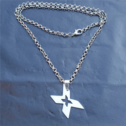 Marvel necklaces online shopping - X Men Necklace Stainless Steel Logo Shield Marvel Comics X Man Pendant Jewelry