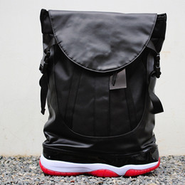 Jumpman OG рюкзак сумка женщин мужчин Concord 11 дорожная сумка черный белый Чикаго Спорт Баскетбол рюкзаках плечевые сумки Школьные вещевой мешок на Распродаже