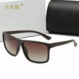 2019 Nuovi occhiali da sole polarizzati da uomo Protezione UV Guida occhiali da sole Occhiali parasole da guida all'aperto in Offerta