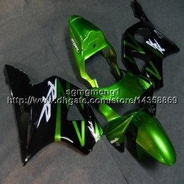 Honda Cbr 954 Rr Black Australia - 23colors+Botls green black motorcycle article for HONDA CBR954RR 2002 2003 CBR 954 RR 02 03 ABS Plastic motor Fairing