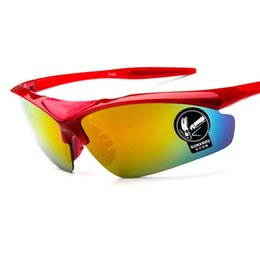 850a6f98387 Outdoor Sports Cycling Sunglasses Sand-proof Polarized Bicycle Goggles  Women Men Riding Bike Glasses