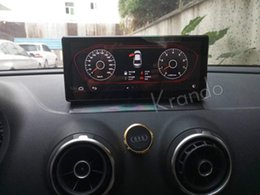 Audi Car Mp3 Australia - Krando Android 7.1 10.25'' car dvd radio navigation for Audi A3 multimedia player with bluetooth