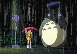 Totoro Art Australia - TONARI NO TOTORO MANGA ANIME Art Silk Poster 24x36inch 24x43inch