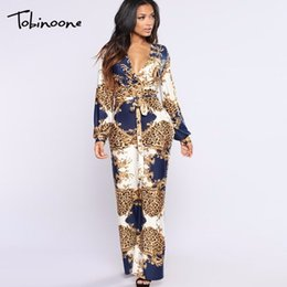 $enCountryForm.capitalKeyWord Australia - Tobinoone 2018 New Arrival Sexy Bodycon Jumpsuit Women Wide Leg Elegant Vintage Print Casual Romper Woman Jumpsuit Overalls MX190726