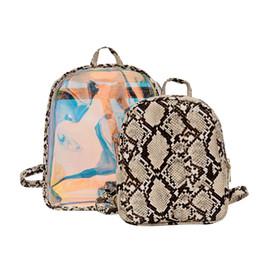 $enCountryForm.capitalKeyWord Australia - Serpentine Female Backpack Small School Backpacks PU Leather Mini Casual Daypack Preppy Style Mini School Bags For Women 2019