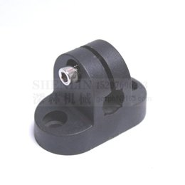 clamp diameter Australia - Clamp for filling machine fixture for the support of filling nozzle hole diameter 12mm