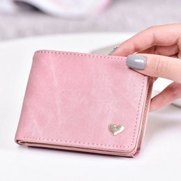 $enCountryForm.capitalKeyWord NZ - Oeak Women's Short Wallet Folding Wallet Coin Purse Mini Size Women Purse Brand Designed Female Coin