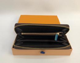 ZIPPY кошелек вертикальный самый стильный способ носить с собой деньги, карты и монеты известный дизайн мужчины кожаный кошелек держатель карты долго бизнес на Распродаже