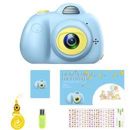 Pink Toy Camera Australia - kids Mini Camera Cartoon Cute Camera Toys Child Birthday New Year Gift