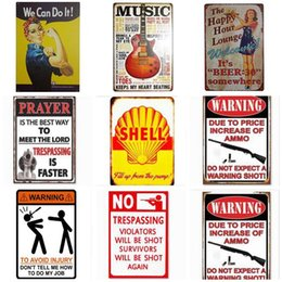 Discount vintage kitchen posters - Vintage Beer Metal Plate Painting Wall Decor for Bar Pub Kitchen Home Poster Plate Metal Signs Painting Plaque 20*30cm F