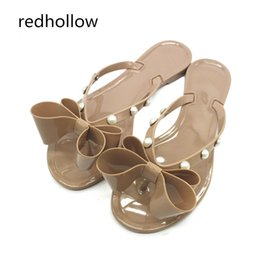 Summer Jelly Shoes Australia - Slippers Womens Flip Flops Zapatos Mujer Ladies Slip on Sliders Women Jelly Shoes Flat New Fashion Casual Slipper Sandal Summer