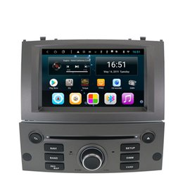 $enCountryForm.capitalKeyWord Australia - Android 7inch 8-core for peugeot 407 2004-2010 Car Multimedia Player Radio WIFI Bluetooth GPS Navigation Wifi Head Unit