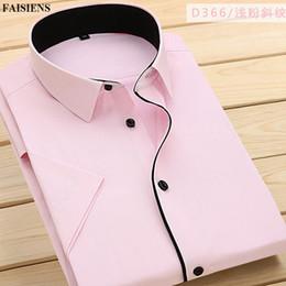 e658cde81f31 Camisas Rosa De Negocios Online   Camisas De Manga Larga Rosa ...