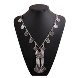 Ingrosso Collana Boemia etnica tribale danza dei gioielli